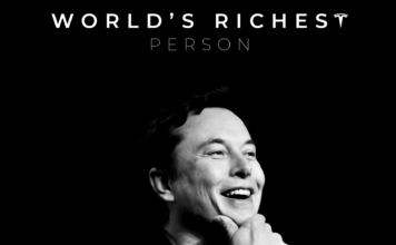 Elon musk now the richest in the world