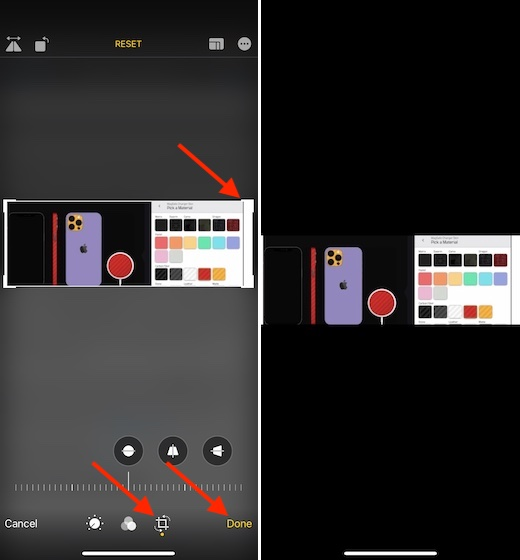 Extract images from PDF on iOS