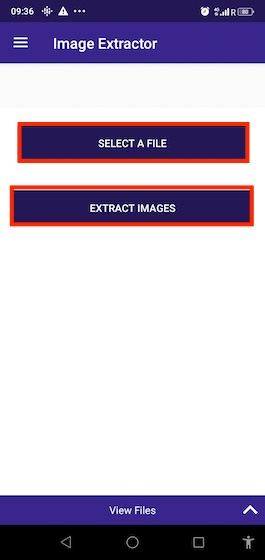 Extract images from PDFs on Android