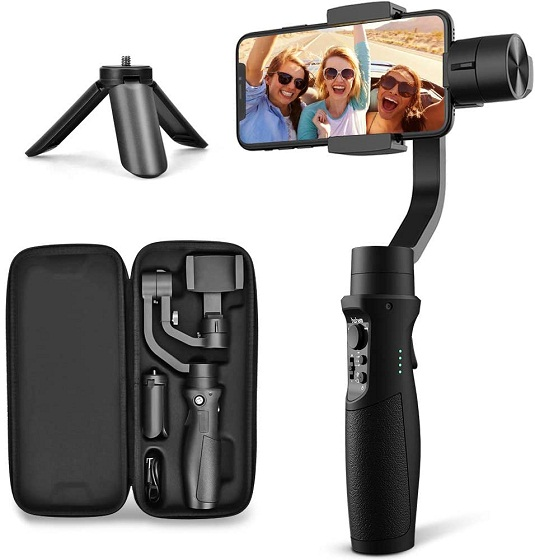 8 Best Gimbals For Iphone 12 12 Mini 12 Pro And 12 Pro Max Beebom