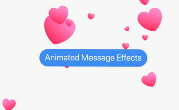 How to Add Animated Message Effects on Instagram DMs