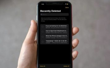 How to Recover Accidentally Deleted Notes on iPhone and iPad