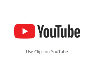 How to Use Clips on YouTube