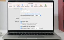 How to Use Mac Touch ID in 1Password Chrome Extension