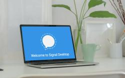 How to Use Signal on Desktop Computers website