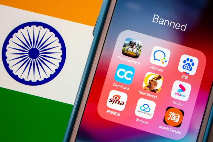 India holds on to app bans of Chinese apps including tiktok, wechat, pubg mobile and more