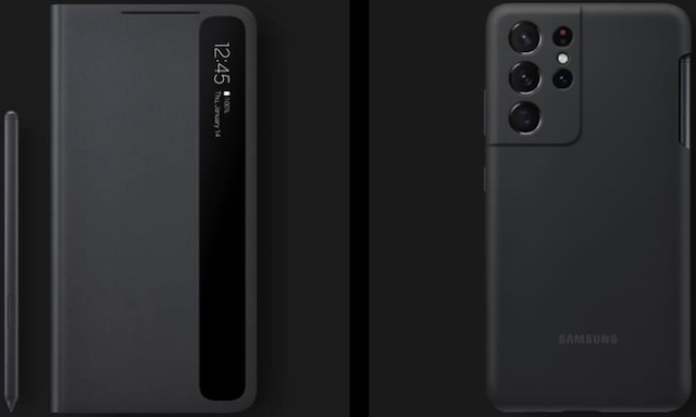 Official S21 Ultra Cases