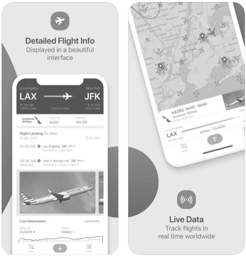 Plane Finder Flight Tracker - 10 Finest Flight Monitoring Apps for iPhone and Android in 2021