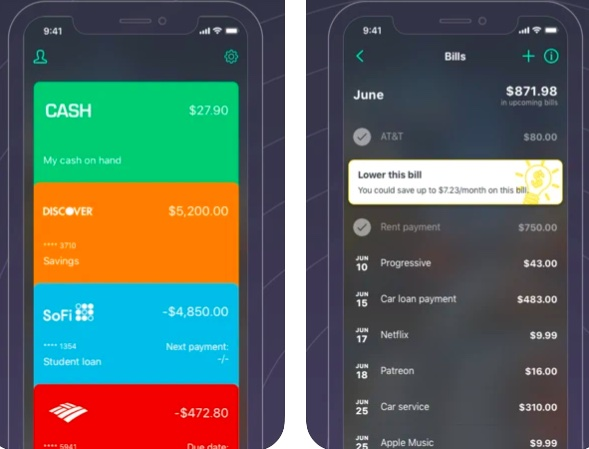 Best Personal Finance Apps - PocketGuard - Take Control of Extravagant Spending