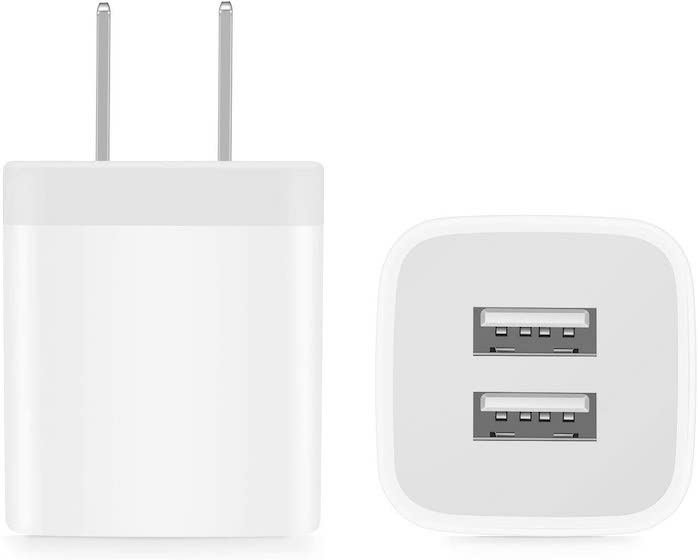 Power-7 USB Wall Charger