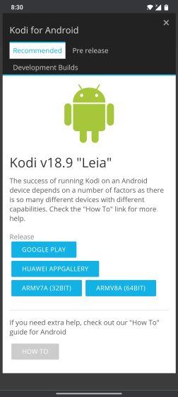 Install Kodi on Amazon Fire TV Stick (Updated January 2021)