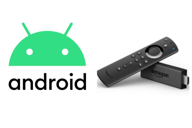 Sideload Android APKs on Fire TV Stick