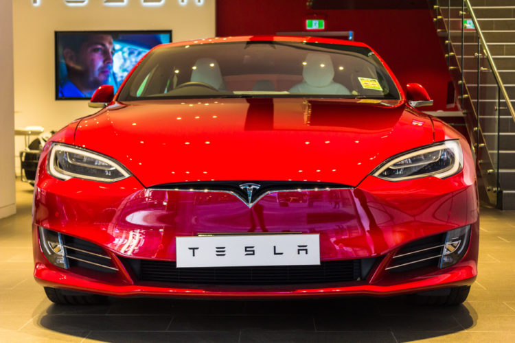 Tesla registers a company in India