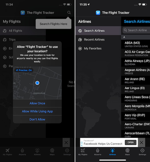 The Flight Tracker - 10 Finest Flight Monitoring Apps for iPhone and Android in 2021