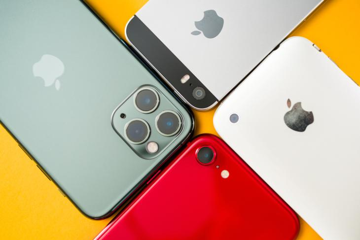 There are over 1 billion active Apple iPhones feat.