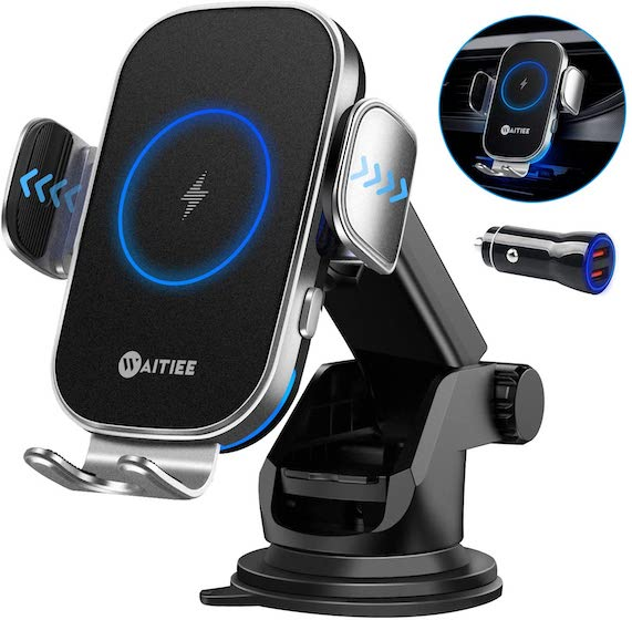 WAITIEE Car Wireless Charger