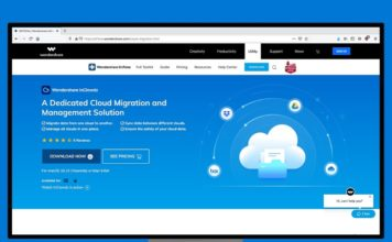 Wondershare InClowdz- Sync and Migrate Data from One Cloud to Another