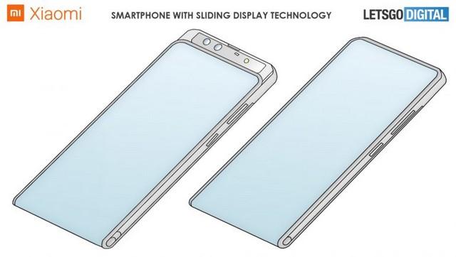 Xiaomi patent hints at innovative sliding display phones