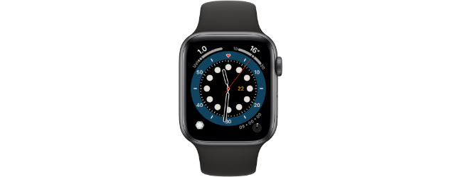 apple watch countup watch face