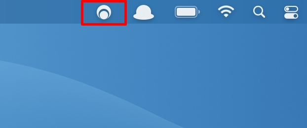 background music icon menu bar