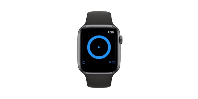 brushout watch app