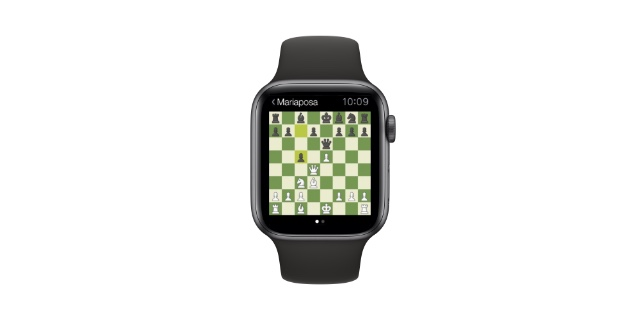 chess apple watch