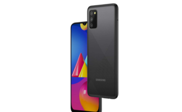 galaxy m02s launched india