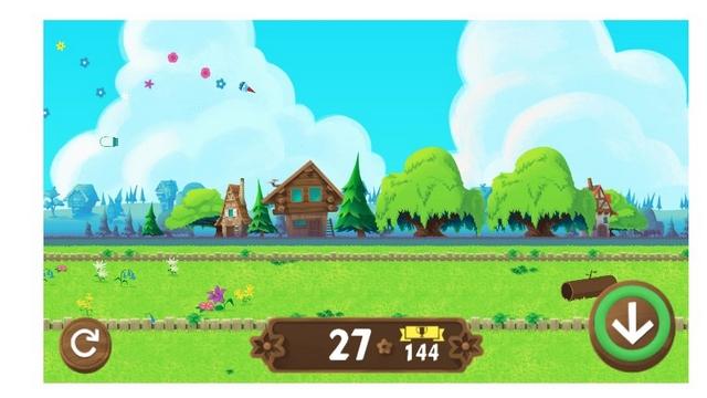 садовые гномы Google Doodle Game