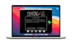 how use touchscreen apps with keyboard in m1 macbook air pro