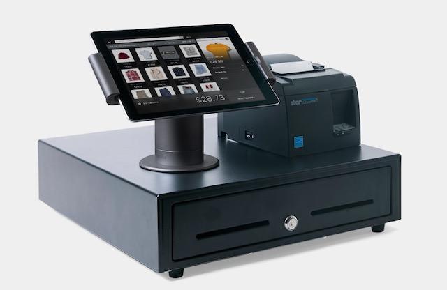 iPadOS POS System