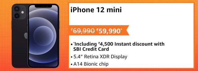 iphone 12 mini - price drop