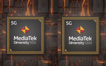 mediatek dimensity 1200 launched