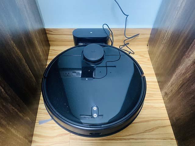 mi robot vacuum charging dock