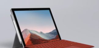 microsoft surface 7 pro plus launched