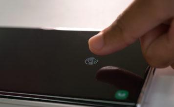 qualcomm second-gen ultrasonic fingerprint sensor