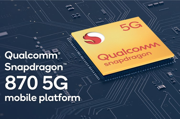 Qualcomm launches Snapdragon 870 SoC for 2021 smartphones