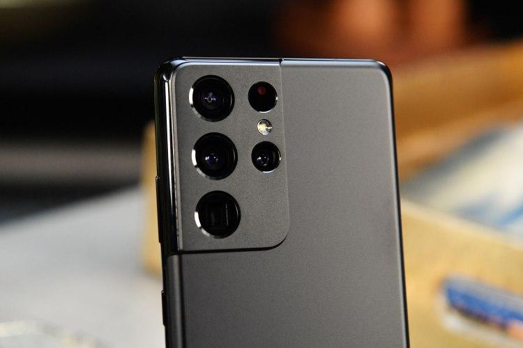 S21 ultra κάμερα