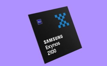 samsung exynos 2100 launched