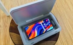 samsung uv sterilizer wireless charger review featured