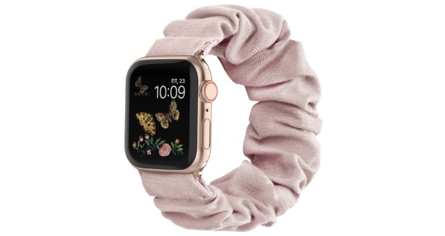 scrunchie band for apple watch series 6
