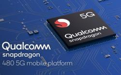 snapdragon 480 5G announced