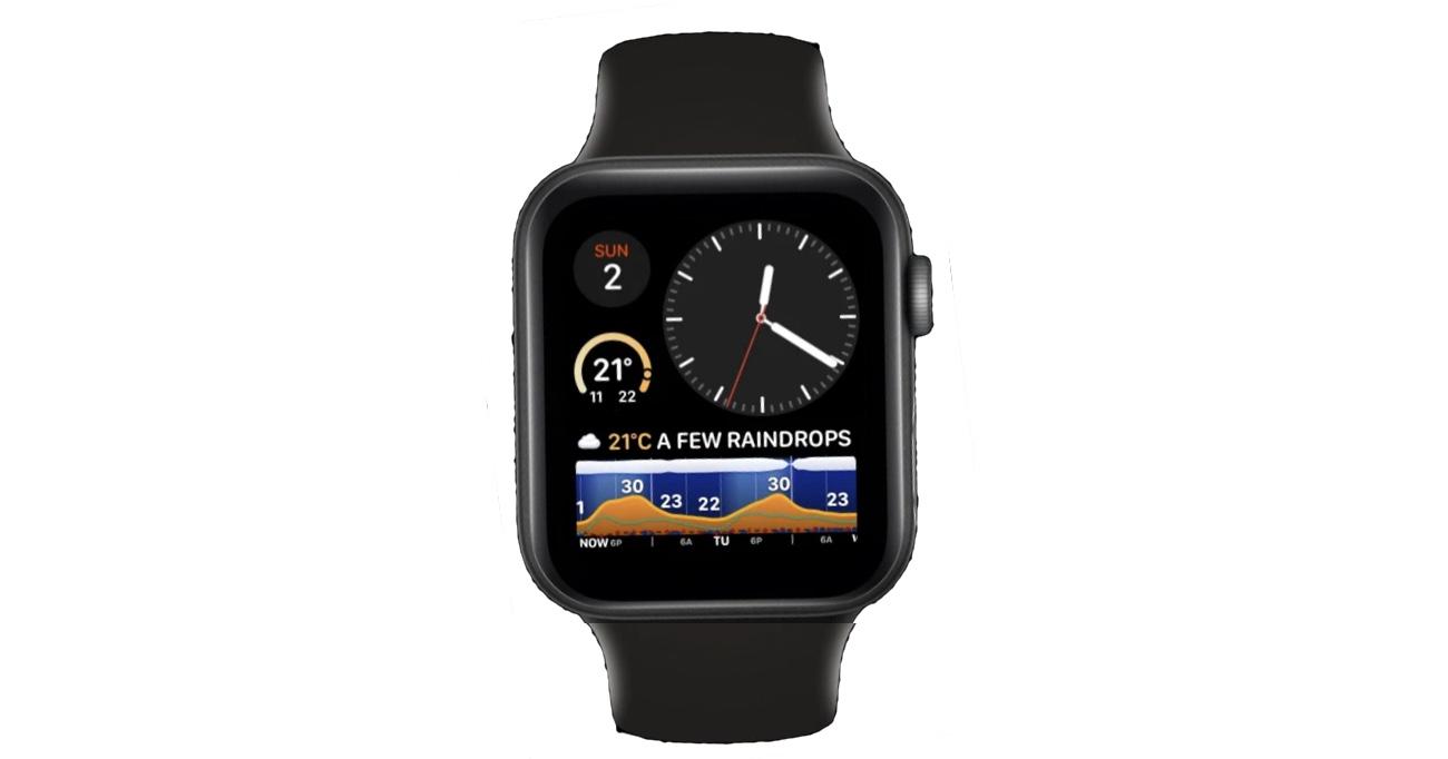weathergraph watch app
