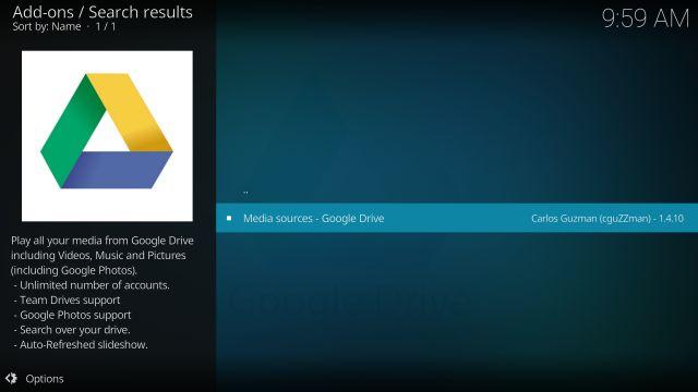 Use Google Drive on Fire TV Stick (2021)