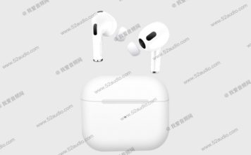 AirPods 3 with ANC support leaked images