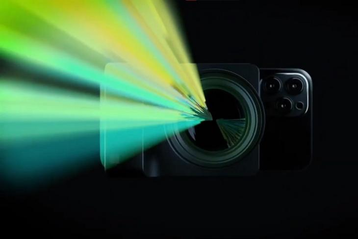 Alice camera turns smartphones into mirrorless cameras