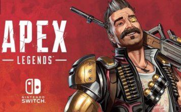 Apex Legends releasing for nintendo switch