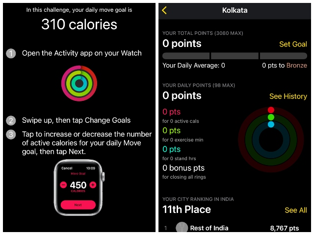 """""""Get Active India"""" Challenge Launched for Apple Watch Users; Here's How to Participate"""