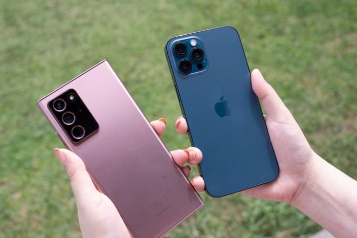 Apple beats samsung as top phone vendor