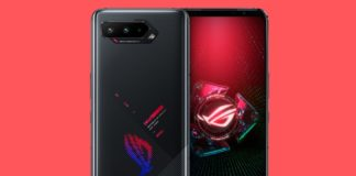 Asus ROG Phone 5 india launch date