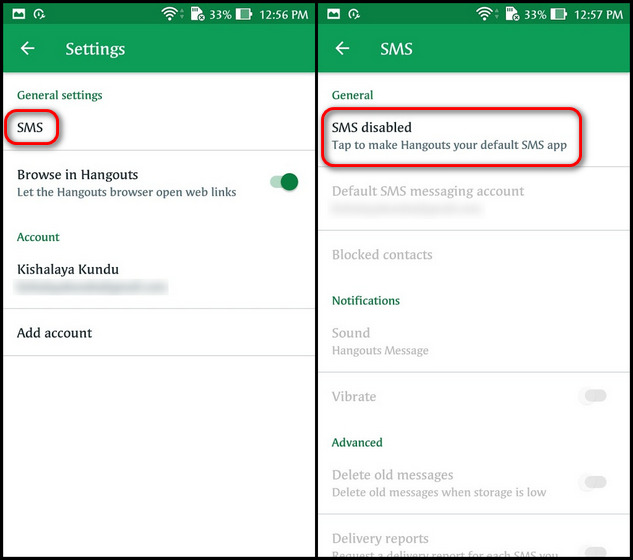 Auto-Delete Text Messages (SMS) on Android
